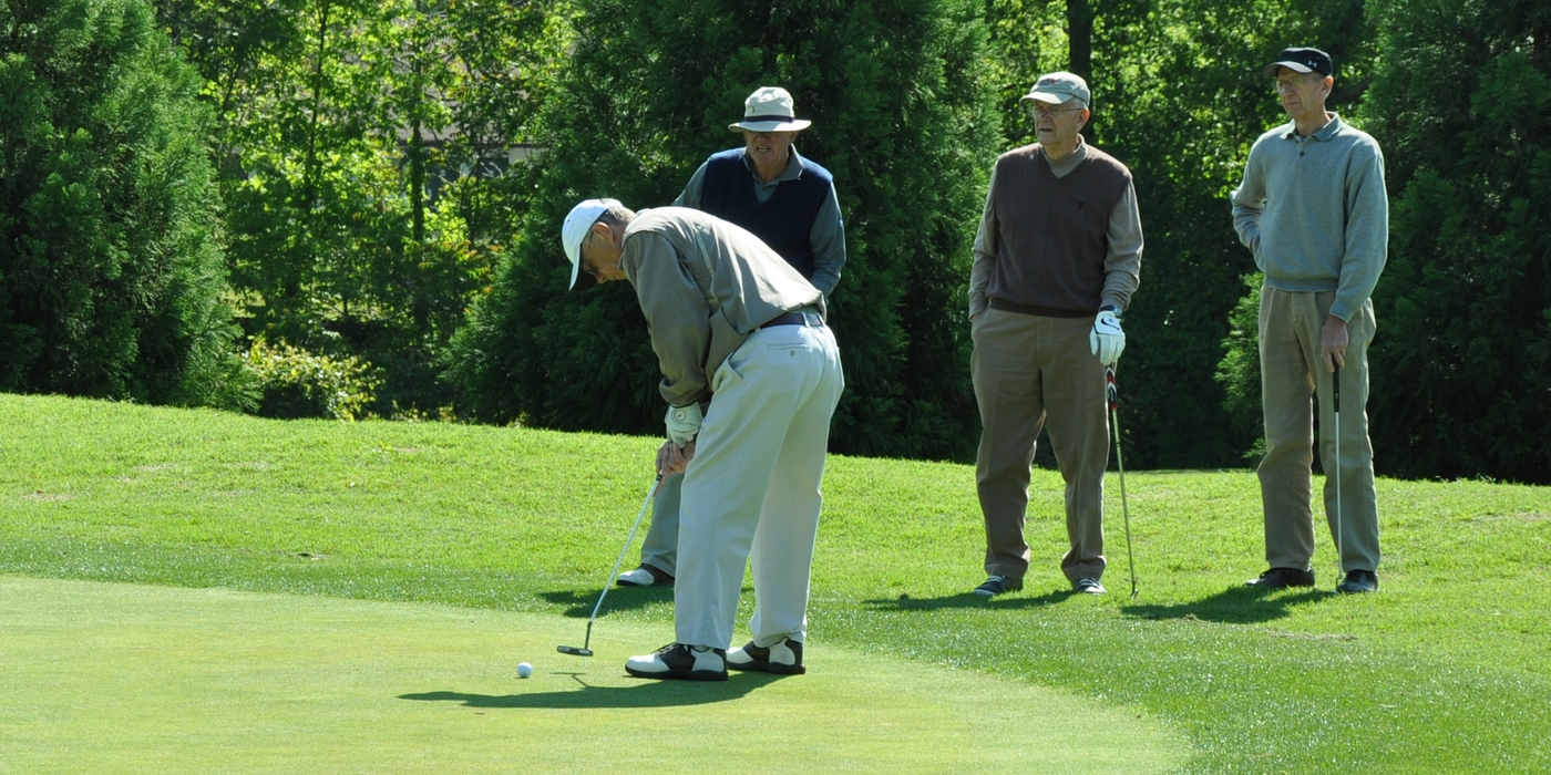Senior Golfer Tips