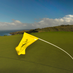 Golfing …Against the Wind